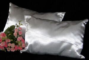 Polyester Satin Kneeling Pillows MultipleColors)White,Pink,Blue,lavender,Ivory9