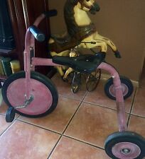 Vintage Angeles Retro Red Radio 50th Anniversary Limited Edition Tricycle
