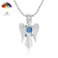 New Diffuser Peace Dove Mini Necklace Lockets Perfume Essential Oil Aromatherapy
