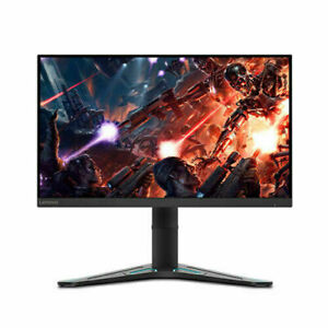 "NEW IN BOX Lenovo G27q-20 27"" 165Hz IPS LED QHD 4K Gaming Monitor SAME DAY SHIP"