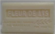 Savon nu 125gr  FLEUR DE LYS huile d'olive bio