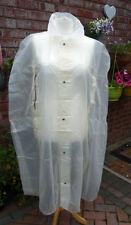 Full Rubber Plus Size Coats & Jackets for Women
