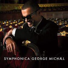 George Michael - Symphonica - CD NEW & SEALED  (UK)  Live 2011, 2012 Tour