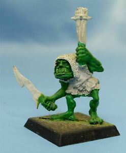 Classic Ork - Warhammer 40k AoS #NY