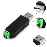 AU USB to RS485 USB-485 Converter Adapter Support Win7 XP Vista Linux Mac OS NB