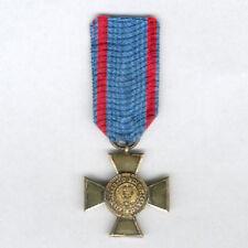 GERMANY, Oldenburg. Order of Duke Peter Friedrich Ludwig, Honour Cross, I class