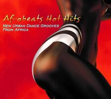 Afrobeats Hot Hits New Urban Dance Grooves From Africa [CD]