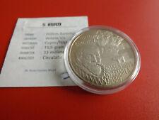 * Niederlande 5 Euro 1996  * Willem Barentzs (Schub111)