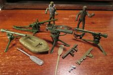 Vintage Original Mpc (and other) army accessories , 18 pieces