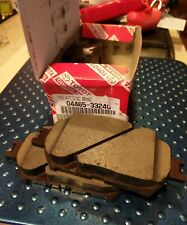 B8 Toyota BRAKE PADS 04465-33240 Camry Front