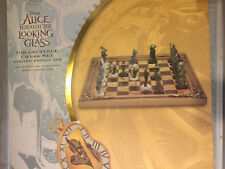 NEW Disney Limited Edition Alice Through the Looking Glass Chess Game Set LE 500