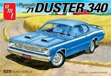 AMT 1118m 1/25 1971 Plymouth Duster 340 Plastic Model Kit