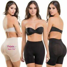 Sin Costuras abdomen fajas colombianas reductor cintura corto trasero levantador térmica