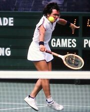 US Tennis Legend BILLIE JEAN KING Glossy 8x10 Photo Print Poster