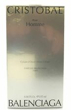 (prezzo base 124,95 €/100ml) Cristobal Balenciaga HOMME 200ml Cologne D Orient