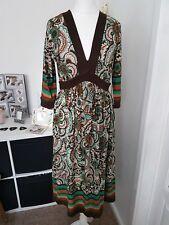 "Ladies ""avanti"" Boho Style dress (Taglia 8)"