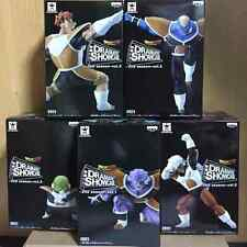 Dragon Ball Z Dramatique Vitrine 2nd Saison Banpresto Kit Complet