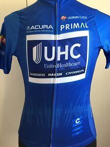 Colorado Classic Cycling Jersey Women's Helix PRIMAL Medium Team NOVO NORODISK