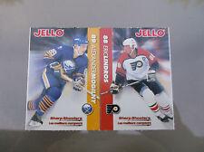 1994-95 Kraft Hockey Kraft JELL-O JELLO ALEXANDER MOGILNY