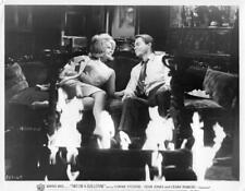 "Connie Stevens, Dean Jones ""Two on a Guillotine"" movie still"