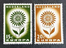 *** EUROPA ZEGELS 1964 T/M 1973 GESTEMPELD ***