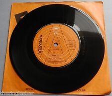 """The Vibrators - Baby Baby UK Epic 1977 Promotional 7"""" Single"""
