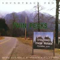 Twin Peaks - OST (NEW CD)