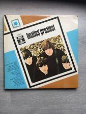 The Beatles-Beatles Greatest Vinyl album