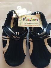 Playshoes Badeschuhe Marineblau Gr 24/25 mit Klettverschluss UV-Schutz 50+ / Neu