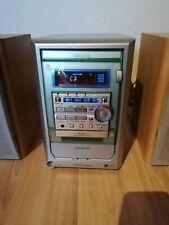 Stereoanlage Kompaktanlage Musik CD Radio Kassette Aiwa XR-M 151 Anlage Sound
