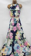 BNWT Monsoon Camilla Floral Maxi Dress Sz 16 Wedding/Party/Cruise/Holiday