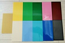Genuine Lego Choose Your Colours LEGO x 2 Base Plate 8 x 16 Part 3865