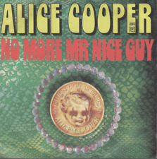 """Alice Cooper No More Mr Nice Guy 45T 7"""" france french pressing 16 262"""