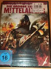 DVD Die Große Zeit des Mittelalters 11 Filme in einer Box  NEU/OVP