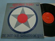 Graham Bond with Magick We Put Our Magick On You LP NM SRM-1-612 1971