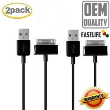 X2 OEM QUALITY FOR Samsung Galaxy Tab USB 30Pin Charging - Data USB Cable 7 10 2