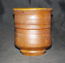 Old Randy Johnston Art Pottery Yunomi Tea Cup Tatsuzo Shimaoka Shoji Hamada
