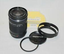 New Olympus M.Zuiko ED 40-150mm f/4-5.6 R MSC Lens for Micro Four Thirds