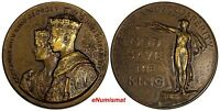 GREAT BRITAIN 12 May 1937 MEDAL Coronation of George VI and his wife Elizabeth