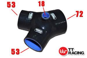 Audi S4 B5 2.7 L V6 Bi-Turbo Silicone Turbo Boost Hose Kit 2xDOHC 98 99 00 01 02