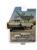 1985 Cream LTD Country Squire Estate Wagon GREENLIGHT DIECAST 1:64 CAR