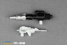 Matrix Workshop M-20 Weapon Upgrade Kit For Siege Deluxe Mirage
