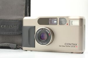 [EXC+4 in CASE] Contax T2 D Point & Shoot 35mm Film Camera from JAPAN #2168