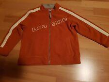 orangefarbene Fleecejacke für Mädchen von impidimpi Gr. 110/116 ***wie NEU