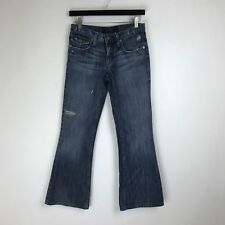 Juicy Couture Jeans - Bootcut Flap Pockets Dark Wash Tag Size: 25 (27x28) #5782