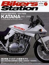 [BOOK] Bikers Station #346 Suzuki Katana GSX1100S GSX750S Ducati 959 Panigale