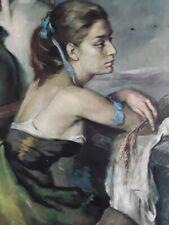 Kunstdrucke 1950-1969 Gerahmt