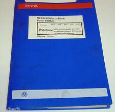 Reparatiebrochure VW Polo 6N Motronic inspuit- en ontstekingssysteem ab 1995