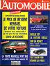 magazine automobile: L'automobile N°547 janvier 1992