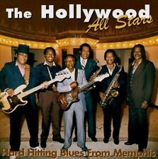 Hollywood All Stars CD..Hard Hitting Blues from Menphis ..THE